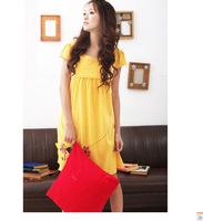 Fashion Maternity Summer Wear Han Edition Pregnant Women Breastfeeding Dress In Selling