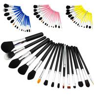 2014 Newest 15PCS Makeup brushes Cosmetics Foundation Blending Makeup Blush Tools Kit Set