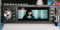 "4.1"" TFT HD Digital Car MP5 Player MP4 APE MP3 Player with USB/SD FM Radio with Remote Control Car Video Audio Player"