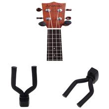 Electric Guitar Вешалка настенная Регулируемые Arms гитара стены вешалка стойку Крюк для гитары бас Ukelele Easy Универсальный(China (Mainland))