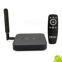 new 2014 MINIX NEO X8-H Android TV Box Amlogic S802-H Quad Core 2.0GHz 2G/16G 2.4G/5GHz WiFi XBMC Player IPTV Smart TV