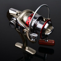 New P-roberos Full Metal Fishing Reels 8BB Ball Bearings Left Right Hand Interchangeable Spinning Reel 5.1:1 Fishing tackle