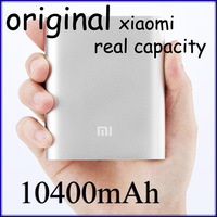 Original Xiaomi Power Bank 10400mAh high capacity battery pack For Xiaomi M2 M2A M2S M3 Red Rice Smartphone 20pcs/lot