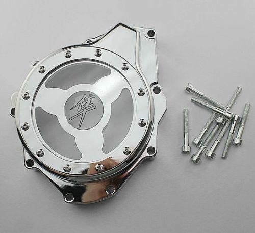 Vidro do motor da motocicleta do estator capa para Suzuki GSX1300R Hayabusa 2005 2006 2007(China (Mainland))