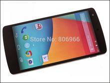 Original Unlocked LG Nexus 5 Quad Core 4 95 inch 8MP Refurbished Smart Phone Free Shipping