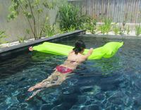 Outdoor Water Hammock Floating Sleeping Bed Swimming Bed Relax Water Floating Bed Floating Bed