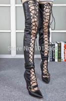 Туфли на высоком каблуке Multi