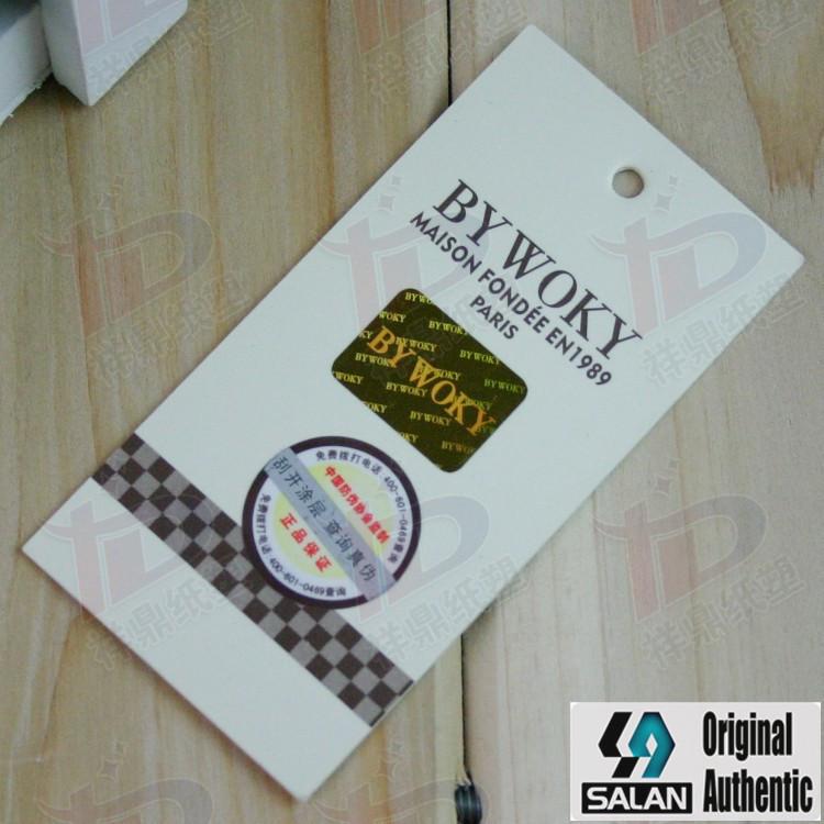 In stock printed generic hang tag cute girl /kid/women clothing tag label bag/price tag Custom printed logo Kraft hang tag GT033(China (Mainland))