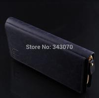 520  2014 New leather wallets men clutch bag wholesale ,men's wallet, Brand genuine Leather Wallet for men , Gent Leather purses