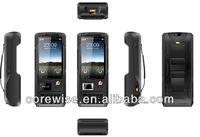 Hot Sale Wireless GPRS Handheld Biometric POS with Fingerprint Reader (CP810)