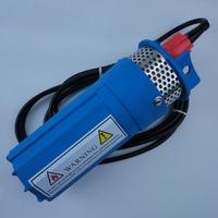 Blue 24V Submersible Deep DC Solar Well Water Pump Solar, battery, alternate energy