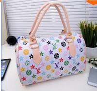 2014 new arrival women's handbags, leather shoulder bag lady ,handbags women,1pce wholesale