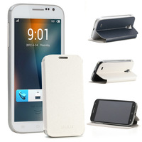 "iRulu U1 5"" Android 4.2 Dual Core 3G/GSM GPS WIFI AT&T Unlocked Smart Cell Phone with PU Flip Cover Case"