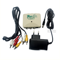 Cheap TV Video System Converter Converts NTSC into a PAL signal for video game consoles, DVD players, VCR 0.25-GA026