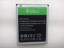 "In Stock 100% Original 2400Mah Battery For inew v8 5.5"" MTK6591 hexa Core Smart Mobile Phone + Free Shipping"