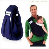 Newest Newborn Baby Safety Sling Carrier 5 color optional cotton twill Shoulder forward-facing style backpack sling carrier