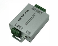12V-144W, 24V-288W Aluminum Extrusion LED RGB Power Repeater Amplifier