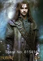 "001 Kili Aidan Turner - The Hobbit The Dwarf Hot Movie Star 14""x19""| Poster"