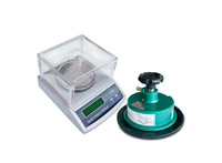 100 Sqcm Round Sample Cutter+precision electronic balance scale 600g 0.01g