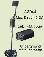 AS944 underground metal detector gold digger treasure hunter, detection depth is 2.5 meters