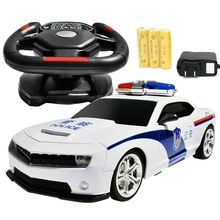 2015 New GIFT Child Kids Electric Toy RC Car Bumblebee Remote Control Automobile Toys High Speed Model Gravity of Remote Control(China (Mainland))