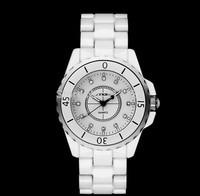 Fashion Ceramic Strap Sinobi Watch For Women white Rhinestone Dress Wristwatch ladies brand watches