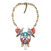 New 2014  women fashion necklace & pendant chunky chain collar choker statement necklace for women