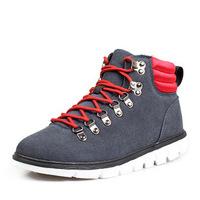 Winter snow boots waterproof outdoor climbing shoes Men Women work shoes, warm Martin boots , free shipping
