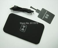 Qi Wireless Charger Transmitter Pad +Universal  Wireless Charger Receiver  Millet 1 2s 3s Jiayu Meizu MX Huawei phone qi generic