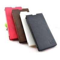 Free Shipping Top Quality Simulation leather case Classic style for Huawei Y618 cell phone