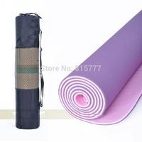 Top Quality Yoga Mat 6MM No-slip yoga mat with Bags Top quality mats 183x61cm
