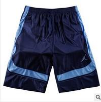 Free Shipping Sports Men Shorts Casual Capris Fashion Running Shorts Male Knee-Length Basketball Sportswear