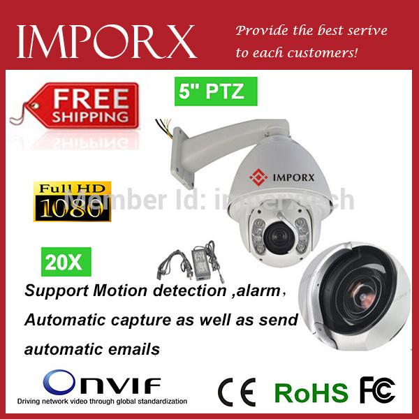 FULL HD High speed dome 1080P PTZ CCTV IP Camera(China (Mainland))
