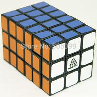 New WitEden Cubic 3x3x6 Magic Cube(Black) 3x3x6 speed Puzzle 336