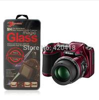 Tempered Glass HD Screen Protector for Nikon Coolpix L820 Digital Camera