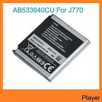 Real 880mah Battery AB533640CU for GT-C3110 SGH-F330 F330 SGH G400 SGH G600 SGH J770 Battery