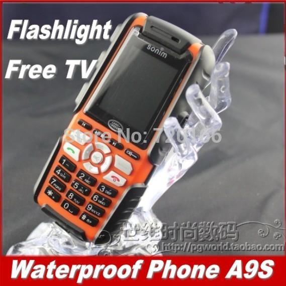 новый оригинальный роскошный водонепроницаемый мобильный телефон
