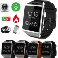 2014 Xmas LX36 Smart Watch Dual Core 1.2GHz 1.54 inch screen  2.0MP Camera Single SIM RAM: 1GB ROM: 8G Multi-languag