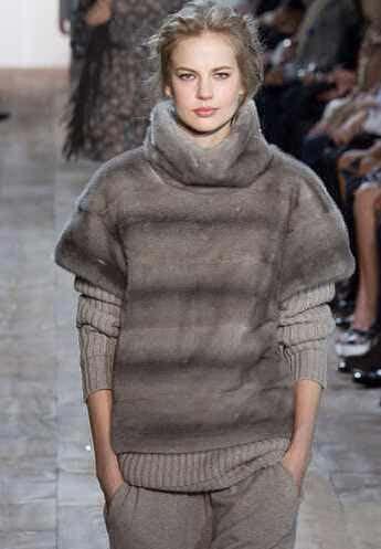 2014 new Fashion shows style natural rex Rabbit Fur Coat women super luxury rex rabbit fur Outerwear DHL free shipping F695(China (Mainland))