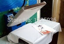 (100 pieces/lot) A4 size inkjet sublimation light color heat transfer paper(China (Mainland))