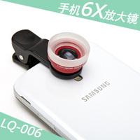 For  for apple   for  for SAMSUNG   millet general macro len universal clip mobile phone lens 6 effects