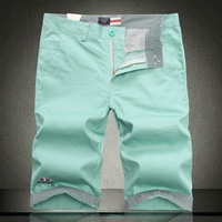 Quality New 2014 Slim Fit Shorts Men Jeans#1105, Brand Summer Classic Straight Pure Men Sport Shorts Cotton Plus size 42