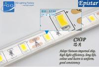20M   5630 LED strip light 220v - 240v decoration light led string tape  with free ship