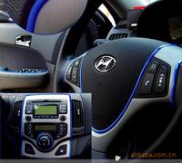 3M/ Lots Colored interior trim Automotive trim Car body trim Free shipping Car styling
