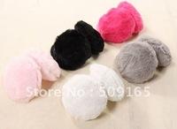 Sell like hot cakes Joker flocking 14 hair candy colors ear cover ears set keep warm