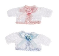 Baby Shower Cute Coat Shaped Decoration - Set of 12 (More Colors)