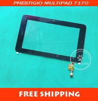 "Original 7"" PRESTIGIO MULTIPAD 7.0 Prime 3G PMP7170B3G PMP7170B Tablet Touch Screen Panel digitizer glass Sensor Free Shipping"