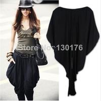 w New Arrival Mid Zipper Fly Appliques Harem Pants Wholesale - Korea Harem Pants Clubbwear Women Loose Trousers Bloomers