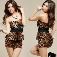 me-limited seconds kill free sexy plus size club dresses xxl gown dress sexy lingerie pajamas leopard uniform temptation