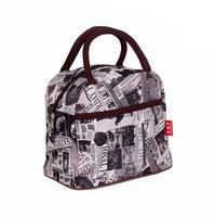 New 2014 Fashion Dress Women Handbags Character Animal prints bag  Lunch Bag Box Totes 25 colors